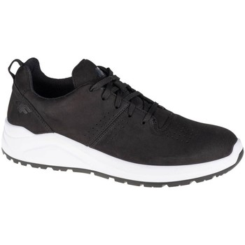 kengät Miehet Matalavartiset tennarit 4F OBML251 Valkoiset, Mustat