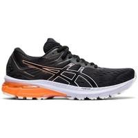 kengät Naiset Juoksukengät / Trail-kengät Asics GT2000 9 Mustat