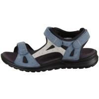 kengät Naiset Sandaalit ja avokkaat Legero 06007328600 Mustat, Vaaleansiniset