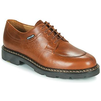 kengät Miehet Derby-kengät Pellet Montario Ruskea