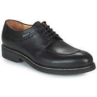 kengät Miehet Derby-kengät Pellet Magellan Musta