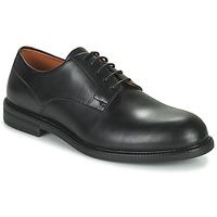 kengät Miehet Derby-kengät Pellet ALI Musta