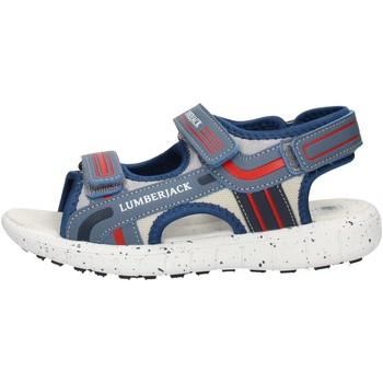 kengät Pojat Sandaalit ja avokkaat Lumberjack SB28206010M17 Light blue