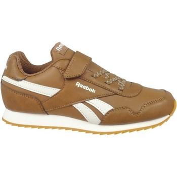 kengät Lapset Matalavartiset tennarit Reebok Sport Royal Classic Jogger 3 Ruskeat