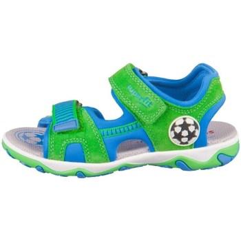 kengät Pojat Sandaalit ja avokkaat Superfit Mike 30 Vihreät, Vaaleansiniset