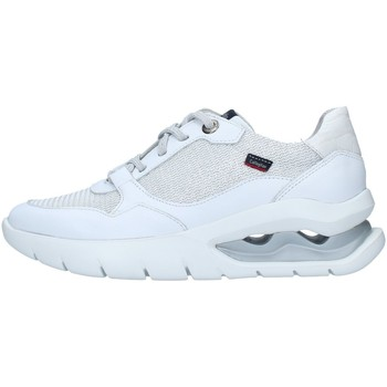 kengät Naiset Matalavartiset tennarit CallagHan 45800 WHITE