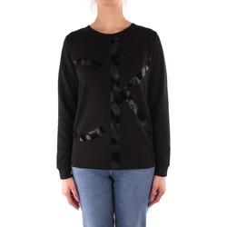 vaatteet Naiset Svetari Calvin Klein Jeans K20K202905 BLACK