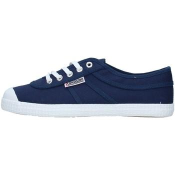 kengät Miehet Matalavartiset tennarit Kawasaki K192495 NAVY BLUE