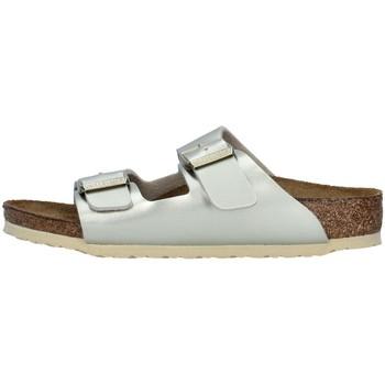 kengät Tytöt Sandaalit Birkenstock 1014841 GOLD