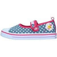 kengät Tytöt Tenniskengät Primigi 7445500 BLUE