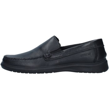 kengät Miehet Mokkasiinit Enval 7213000 BLACK
