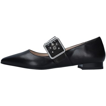 kengät Naiset Balleriinat NeroGiardini E115451DE BLACK