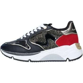 kengät Naiset Matalavartiset tennarit Manila Grace W0DS023LU BLACK