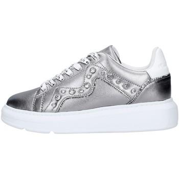 kengät Naiset Matalavartiset tennarit Manila Grace W0DS016LW GREY