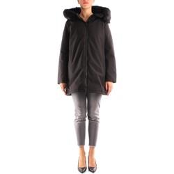 vaatteet Naiset Parkatakki People Of Shibuya SALLY/1PM5280-999 BLACK