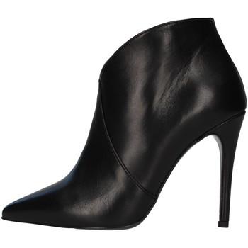 kengät Naiset Nilkkurit Paolo Mattei 14010 BLACK