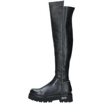 kengät Naiset Ylipolvensaappaat Cult CLW303900 BLACK