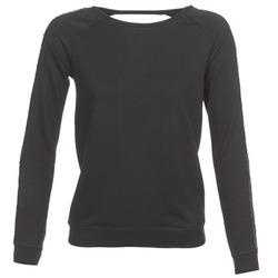 vaatteet Naiset Neulepusero Le Temps des Cerises DARLA Black