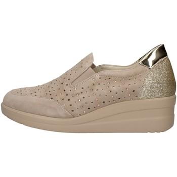 kengät Naiset Tennarit Melluso R20156 BEIGE