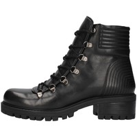 kengät Naiset Bootsit Albano 1002 BLACK