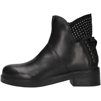 kengät Naiset Nilkkurit Hl - Helen 402 BLACK