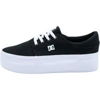 kengät Naiset Tennarit DC Shoes Trase Platform Musta