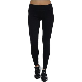 vaatteet Naiset Legginsit Converse Engineered Jacquard Legging Noir