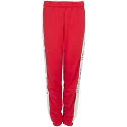 vaatteet Naiset Verryttelyhousut Juicy Couture  Punainen