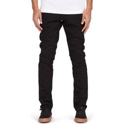 vaatteet Miehet Farkut DC Shoes Worker Slim Fit Musta