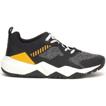 kengät Miehet Matalavartiset tennarit Caterpillar Groundwork Mesh Valkoiset, Keltaiset, Grafiitin väriset