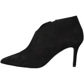 kengät Naiset Nilkkurit Paolo Mattei 1413 BLACK