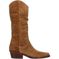 kengät Naiset Saappaat Dakota Boots DKT67 BROWN