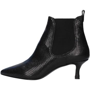 kengät Naiset Nilkkurit Albano 0059 BLACK