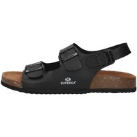 kengät Miehet Sandaalit ja avokkaat Superga S11G046 BLACK