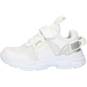 kengät Tytöt Matalavartiset tennarit Balducci BS2241 White