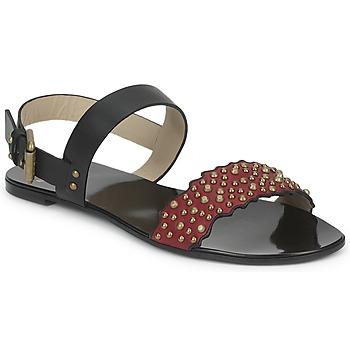 kengät Naiset Sandaalit ja avokkaat Etro SANDALE 3743 Black