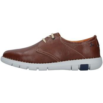 kengät Miehet Derby-kengät Melluso U41000 BROWN
