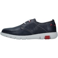 kengät Miehet Derby-kengät Melluso U41000 BLUE