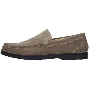 kengät Miehet Mokkasiinit IgI&CO 7117022 BEIGE