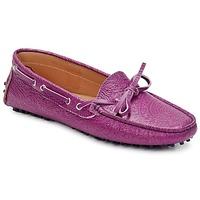 kengät Naiset Mokkasiinit Etro MOCASSIN 3773 Violet