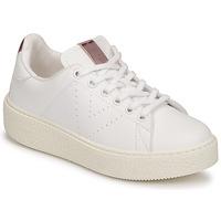 kengät Lapset Matalavartiset tennarit Victoria Tribu Valkoinen