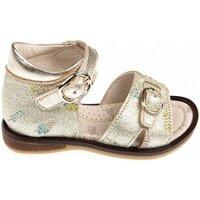kengät Tytöt Sandaalit ja avokkaat Stones and Bones 4153 DALF Keltainen