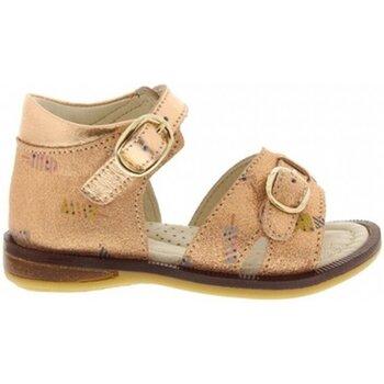 kengät Tytöt Sandaalit ja avokkaat Stones and Bones 4153 DALF Vaaleanpunainen