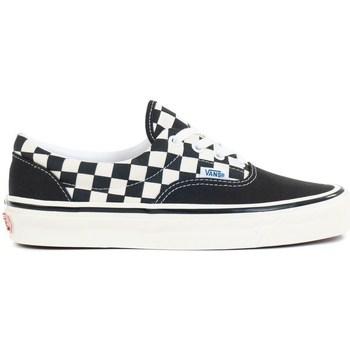 kengät Miehet Derby-kengät & Herrainkengät Vans Era 95 DX Valkoiset, Mustat