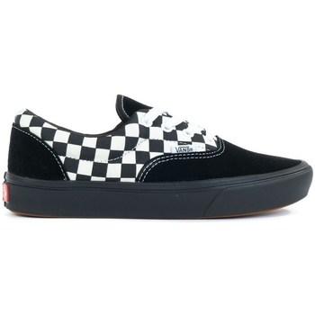 kengät Derby-kengät & Herrainkengät Vans Comfycush Era Valkoiset, Mustat