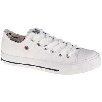 kengät Naiset Matalavartiset tennarit Lee Cooper LCW21310091L Valkoiset