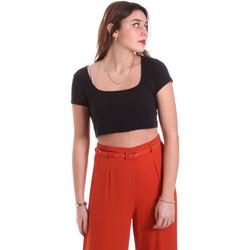 vaatteet Naiset Topit / Puserot Vicolo UK0291 Musta