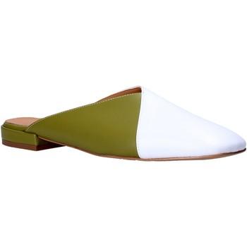 kengät Naiset Puukengät Grace Shoes 866003 Valkoinen