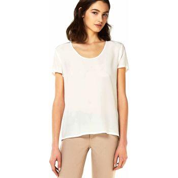 vaatteet Naiset Topit / Puserot Liu Jo W18313J0973 Valkoinen
