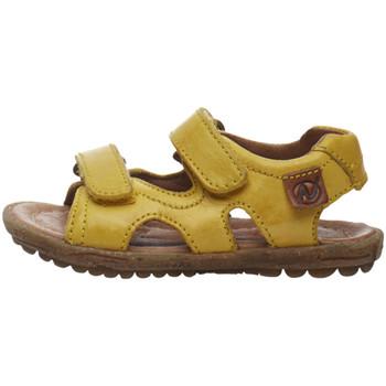 kengät Lapset Sandaalit ja avokkaat Naturino 0502430 01 Keltainen